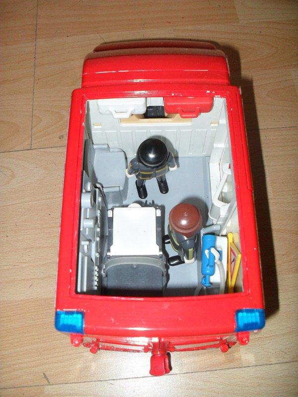 Vsav en cour de marquage 5 7 blog de jsp13700 mes - Playmobil samu ...